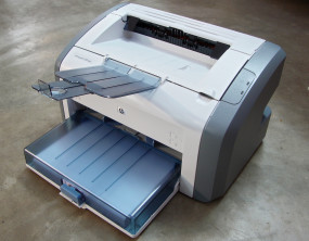 HP toner drukarka