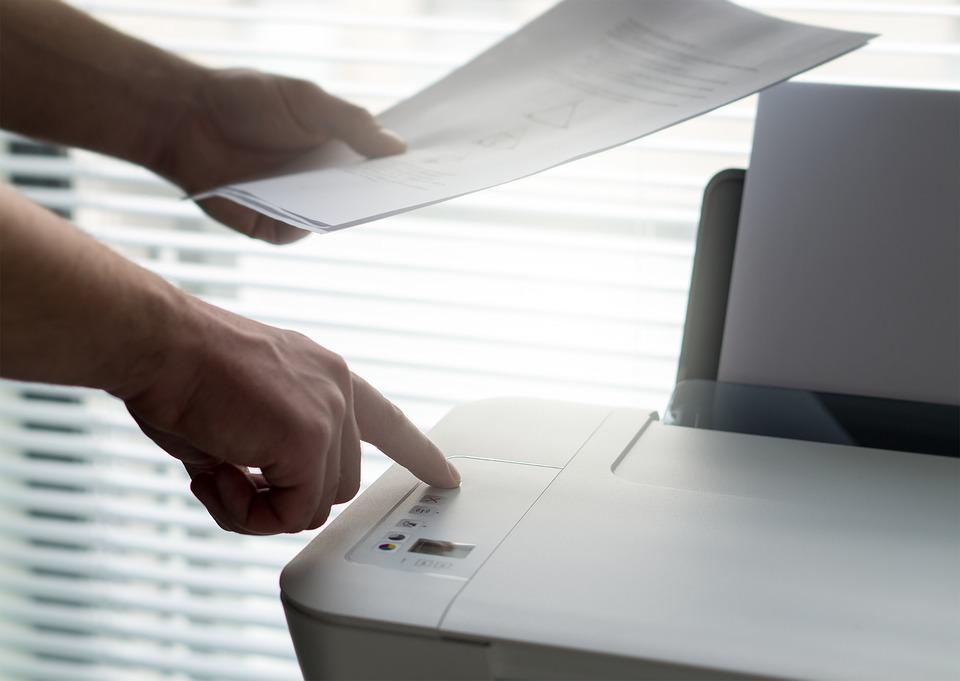 drukarka laserowa kolorowa